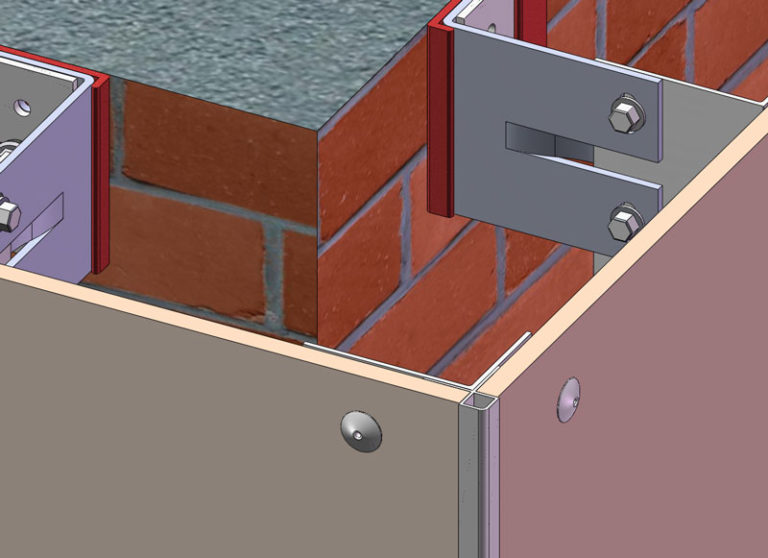 Exterior Corner Detail